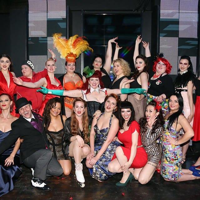 hire burlesque dancers