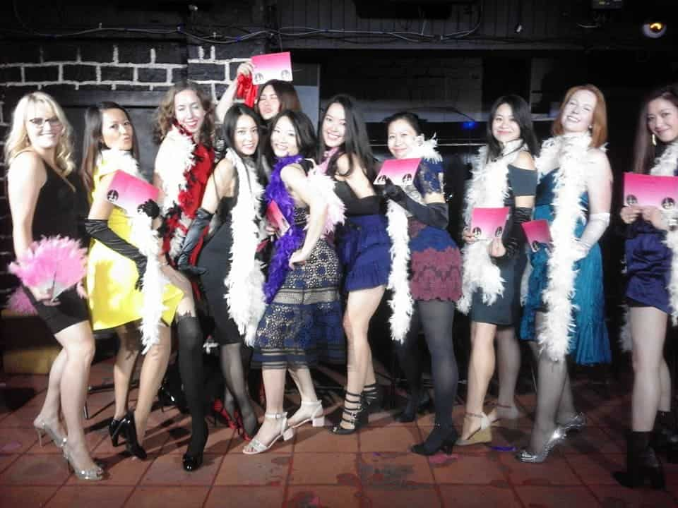 Chester burlesque hen weekends