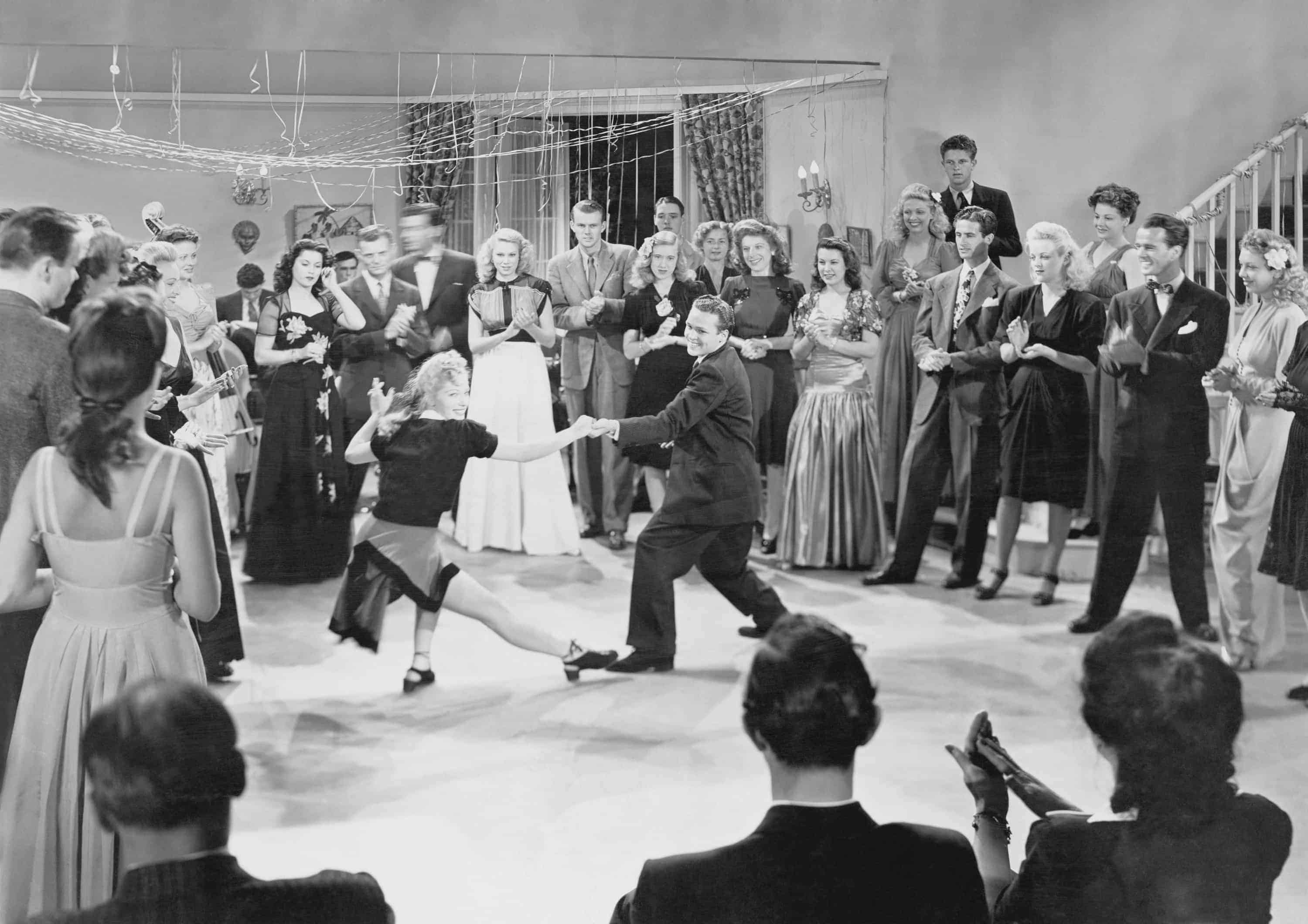 lindy hop hen party england