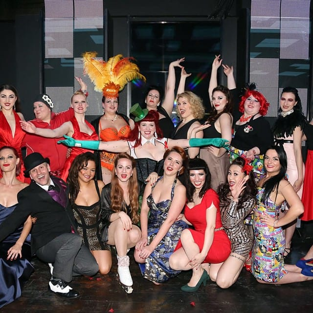 Hen Party Ideas For Small Groups: Www.burlesquebaby.com