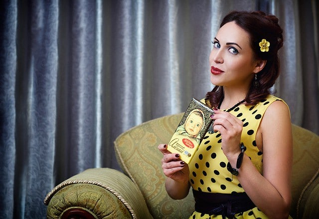 vintage makeover hair and makeup hen party