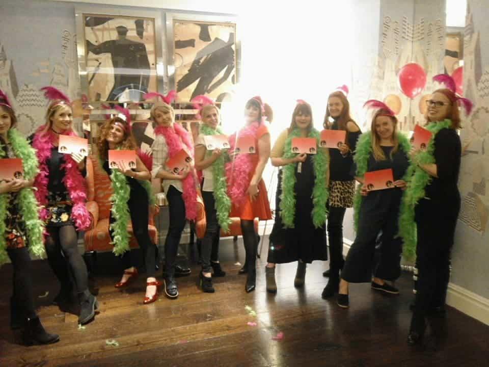 Colchester burlesque parties
