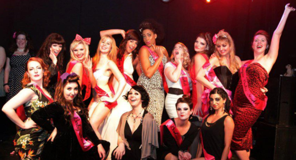 burlesque baby .com burlesque classes
